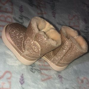 Glitter Infant Ugg Boots